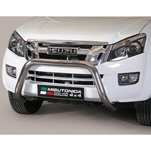 Isuzu D-Max 76mm stainless