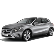 Mercedes GLA X156 (2015 on)