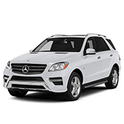 Mercedes ML350 W166 (2012 on)