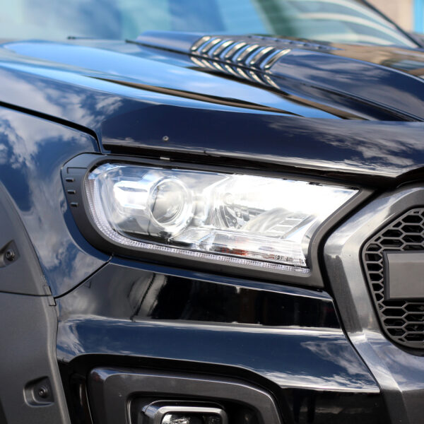 Ford Ranger Head Light Covers Guards