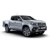 Mercedes X-Class Accessories (2017 on)