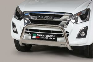 ISUZU D-MAX 2012-2017 MISUTONIDA EU APPROVED FRONT A-BAR - 63MM