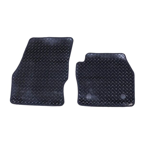 FORD TRANSIT CONNECT 2014 ON - TAILORED FIT RUBBER MATS