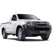 Isuzu D-Max Single Cab Accessories (2017 on)