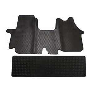 RENAULT TRAFIC RUBBER MATS