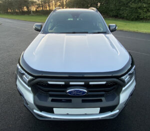 Ford Ranger Grille with LEDs 2