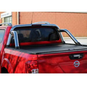 Nissan Navara Armadillo Stainless steel roll bar