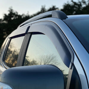 ford ranger wind deflectors