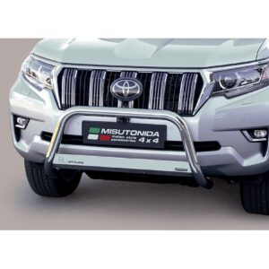 TOYOTA LANDCRUISER LC150 2018 ON MISUTONIDA EC APPROVED FRONT A-BAR