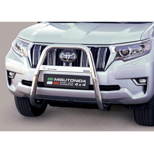 TOYOTA LANDCRUISER HIGH FRONT A-BAR