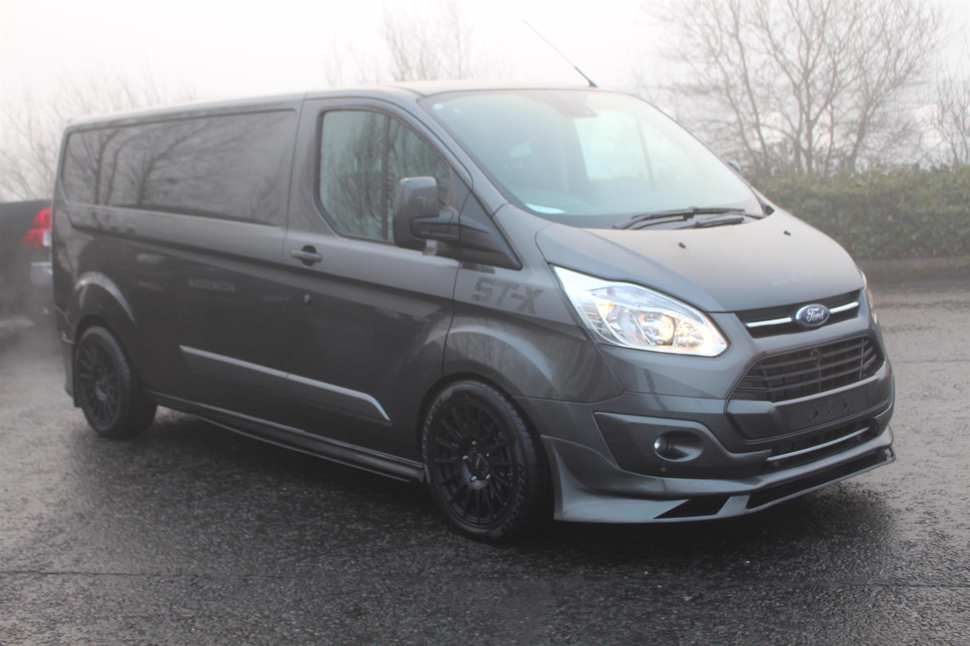 FORD TRANSIT CUSTOM 2012-2017 STX SPORT CONVERSION
