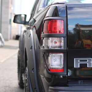 Ford Ranger Tail Light Guards
