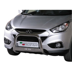 HYUNDAI IX35 2011 ON - MISUTONIDA FRONT A-BAR WITH NAME - 63MM