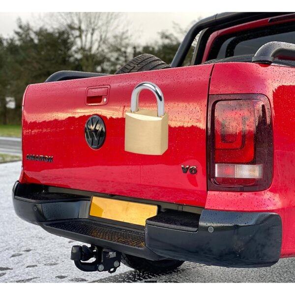 VW AMAROK TAILGATE POWER LOCK
