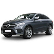 Mercedes GLE (2015 ON)