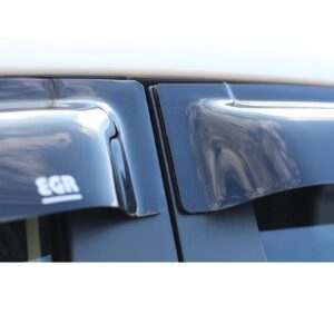 VW TOUAREG WIND DEFLECTORS