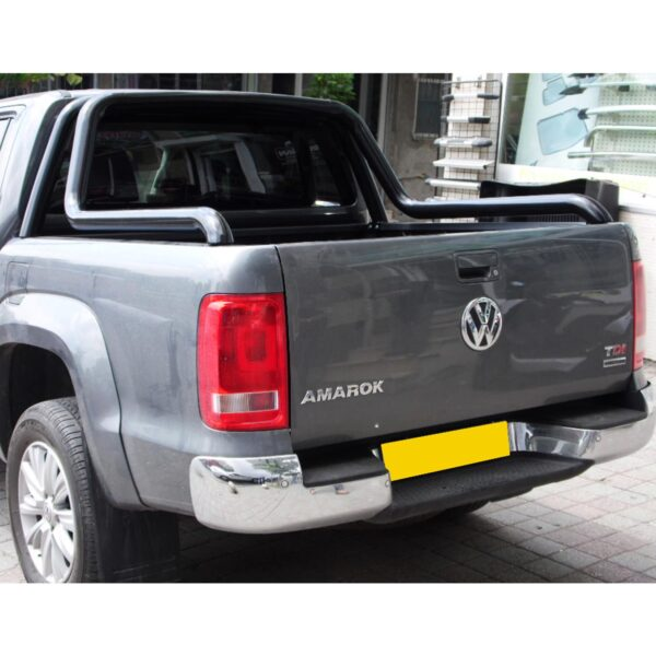 VW AMAROK ROLL BAR - BLACK