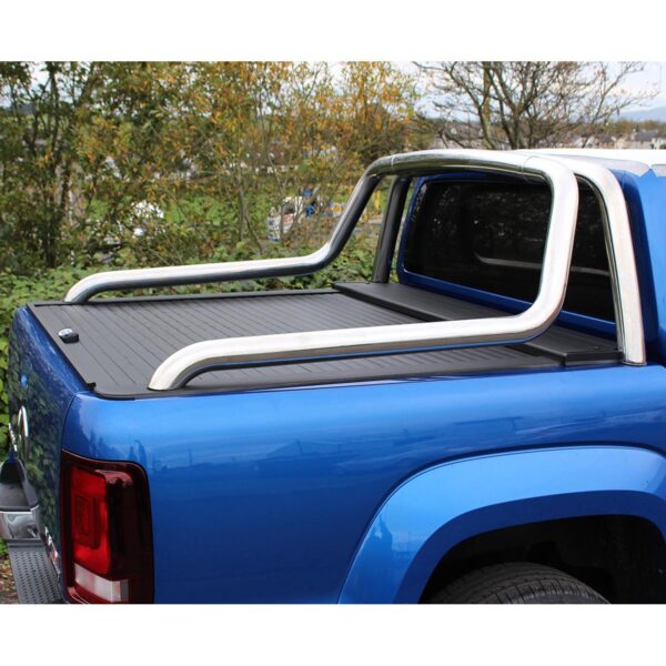TOYOTA HILUX CANYON ROLL BAR - STAINLESS