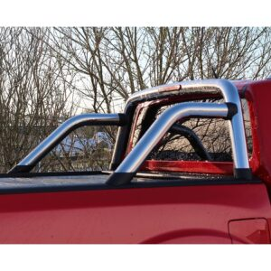 TOYOTA HILUX ROLL BAR - STAINLESS