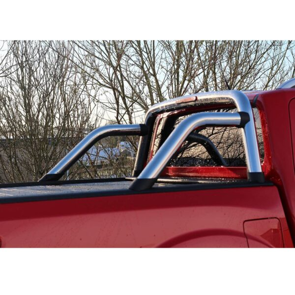 Hilux armadillo roll bar stainless steel