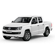 Volkswagen Amarok Double Cab Tonneau Covers (2017 on)