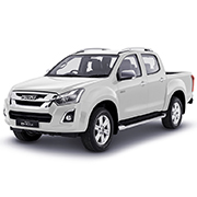 Isuzu D-Max Double Cab Hardtops (2012 on)