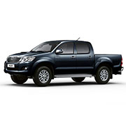 Toyota Hilux MK6 Double Cab Hardtops (2006-2011)