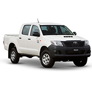 Toyota Hilux MK7 Double Cab Hardtops (2012-2015)
