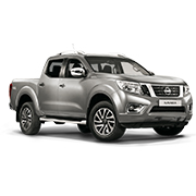 Nissan Navara NP300 Double Cab Hardtops (2016 on)