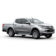 Mitsubishi L200 Series 5 Double Cab Hardtops (2016 on)