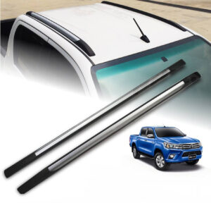 Toyota Hilux Roof Rails - 2016 on