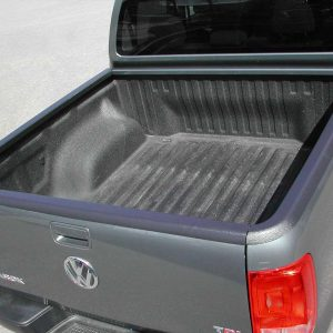 VW AMAROK 2010 ON DOUBLE CAB LOAD BED RAIL CAPS