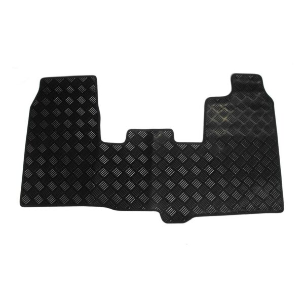 FORD TRANSIT 2010-2014 STX FRONT TAILORED FIT RUBBER MAT IN BLACK
