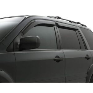 SUZUKI GRAND VITARA WIND DEFLECTORS