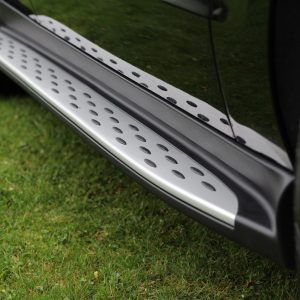MERCEDES GLE COUPE C292 2015 ON OE STYLE RUNNING BOARDS SIDE STEPS- PAIR