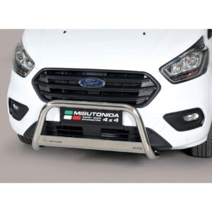 FORD TRANSIT CUSTOM 2018 ON A-BAR STAINLESS
