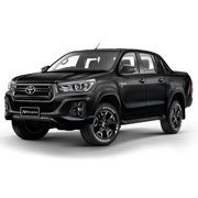 Toyota Hilux MK9 Double Cab Accessories (2019 on)