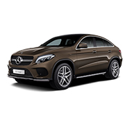 MERCEDES GLE COUPE C292 (2015 ON)
