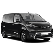 Toyota Proace Accessories (2016 on)
