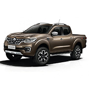 Renault Alaskan Double Cab Accessories (2017 on)