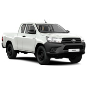 Toyota Hilux MK9 Extra Cab Accessories (2019 on)