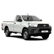 Toyota Hilux MK9 Single Cab Accessories (2019 on)