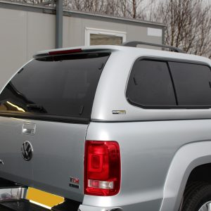 VW AMAROK DOUBLE CAB 2010 ON RIDGEBACK S-SERIES HARDTOP