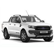 Ford Ranger T6 Double Cab Tonneau Covers (2016 on)