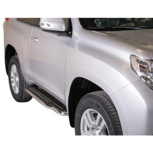 TOYOTA LAND CRUISER LC150 2009 ON SIDE STEPS