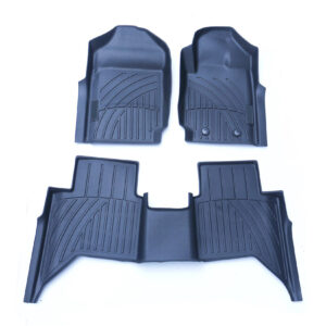 ford ranger fully tailored rubber mats