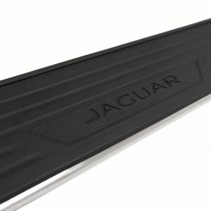 JAGUAR F PACE OEM STYLE RUNNING BOARDS – SIDE STEPS – PAIR