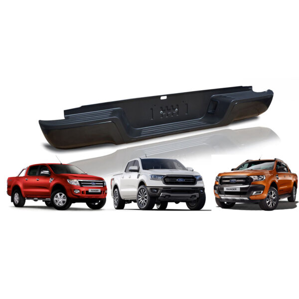 Ford Ranger Rear Bumper Replacement - Black