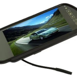 REVERSING CAMERA MONITOR 7 INCH (MIRROR TYPE) STX-705SS