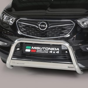 VAUXHALL MOKKA 2016 ON MISUTONIDA EC APPROVED FRONT A-BAR – 63MM